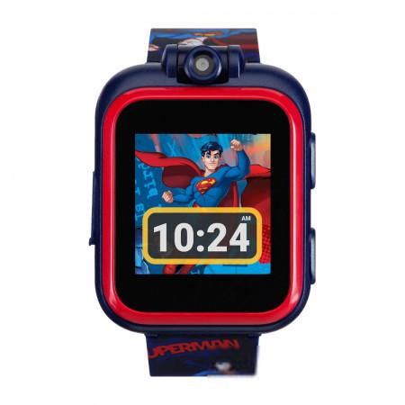 Superman Kids Smart Watch by Playzoom