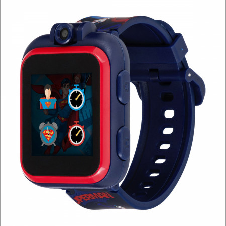 Superman Kids Smart Watch by Playzoom