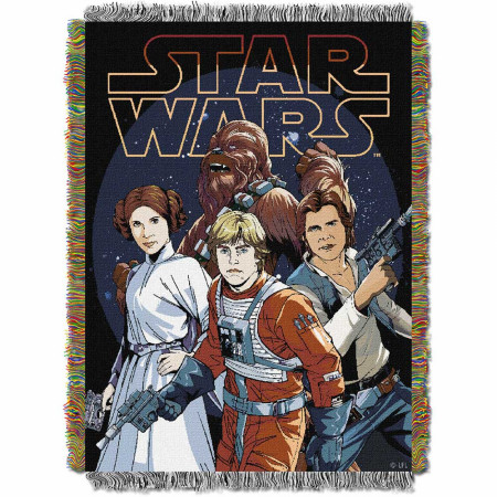 Star Wars Rebels To Fight For Tapestry Throw