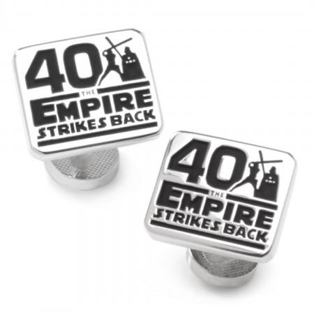 Star Wars Empire Strikes Back Anniversary Cufflink