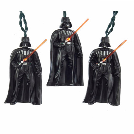 Star Wars Darth Vader Character UL 10-Light Set