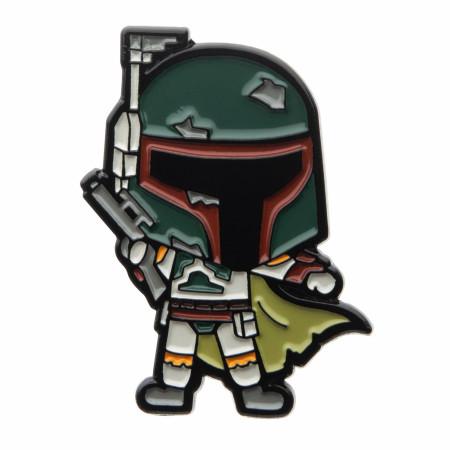 Star Wars Boba Fett Pin