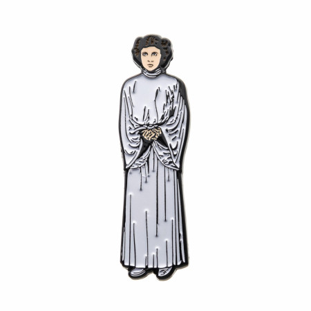 Star Wars Princess Leia Pin