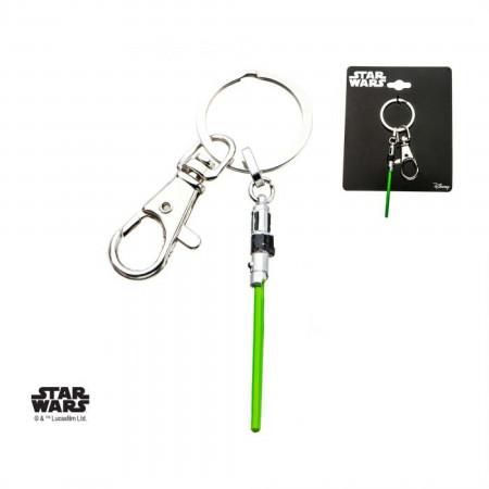 Star Wars Luke Skywalker Lightsaber Keychain
