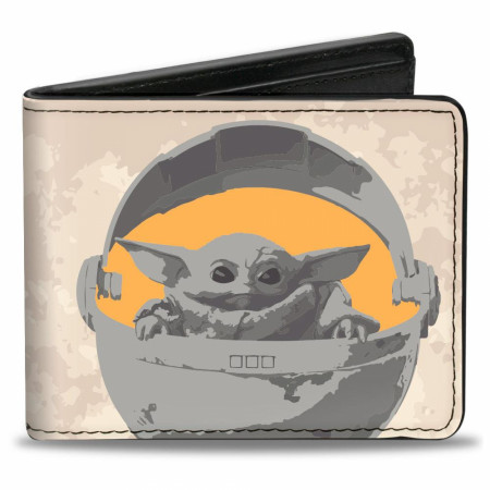 Star Wars The Mandalorain The Child Pod Pose Wallet