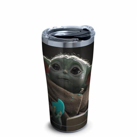 Star Wars The Mandalorian Chapter 12 Stainless Steel 20oz Travel Mug