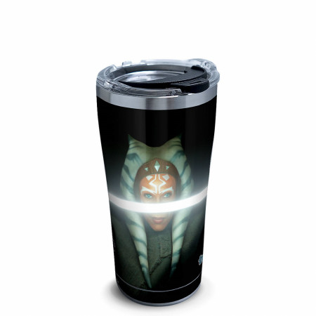 Star Wars The Mandalorian Ahsoka Tano 20oz Stainless Steel Travel Mug