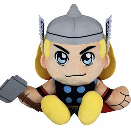 Marvel Thor 8 Inch Kuricha Sitting Plush Doll