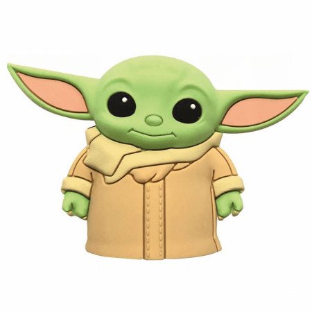 Star Wars The Child 3-D Magnet