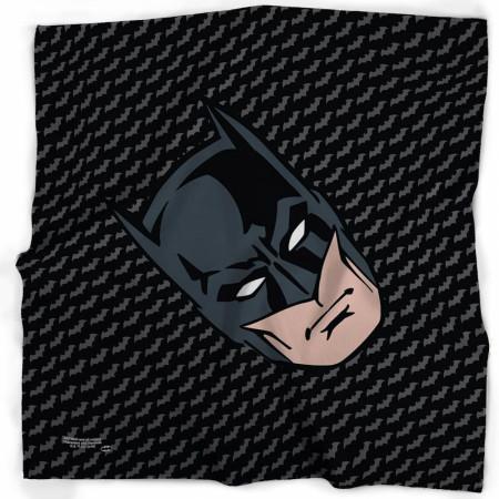 Batman Face and Logo Bandana