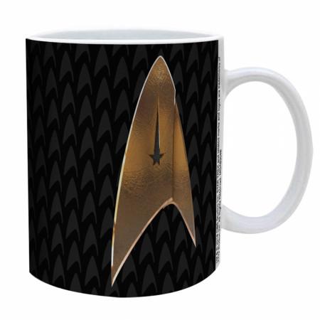 Star Trek Discovery Delta 11 oz. Ceramic Mug
