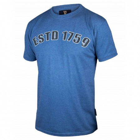 Guinness Established 1759 Blue Tshirt