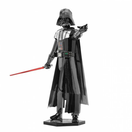 Star Wars Darth Vader Character Premium 3D Metal Earth Model Kit