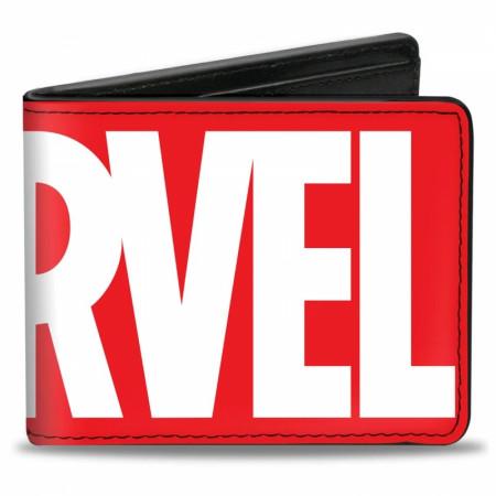 Marvel Logo Bi-Fold Wallet