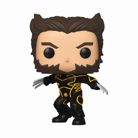 Wolverine In Black Suit - Marvel: X-Men 20th Funko POP! Vinyl Figure
