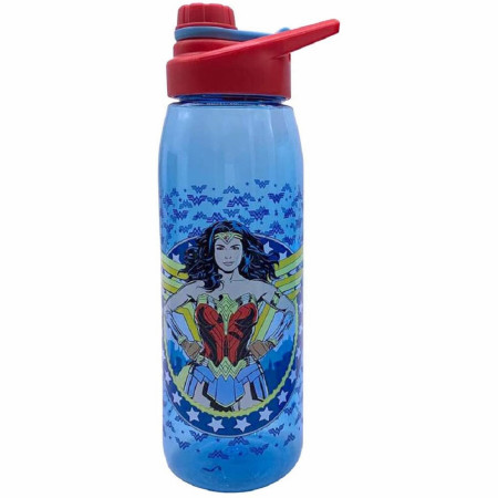Wonder Woman 1984 Character Print 28 Ounce Water Bottle
