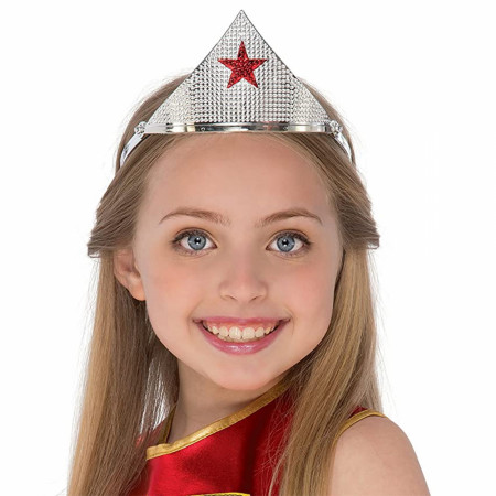 Wonder Woman Costume Tiara